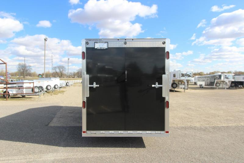 2021 Featherlite 1610 12' Enclosed Cargo Trailer