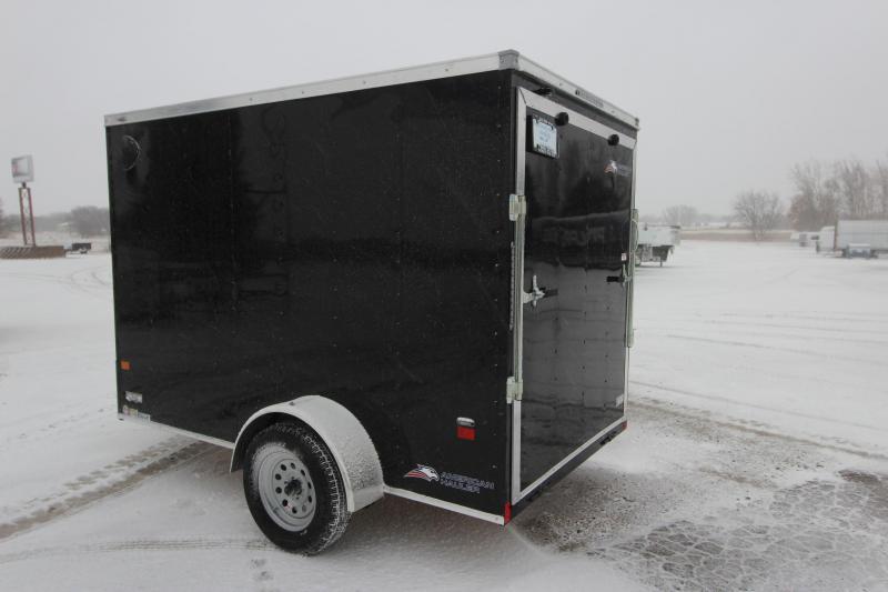 2021 American Hauler 6x10 Arrow Enclosed Cargo Trailer