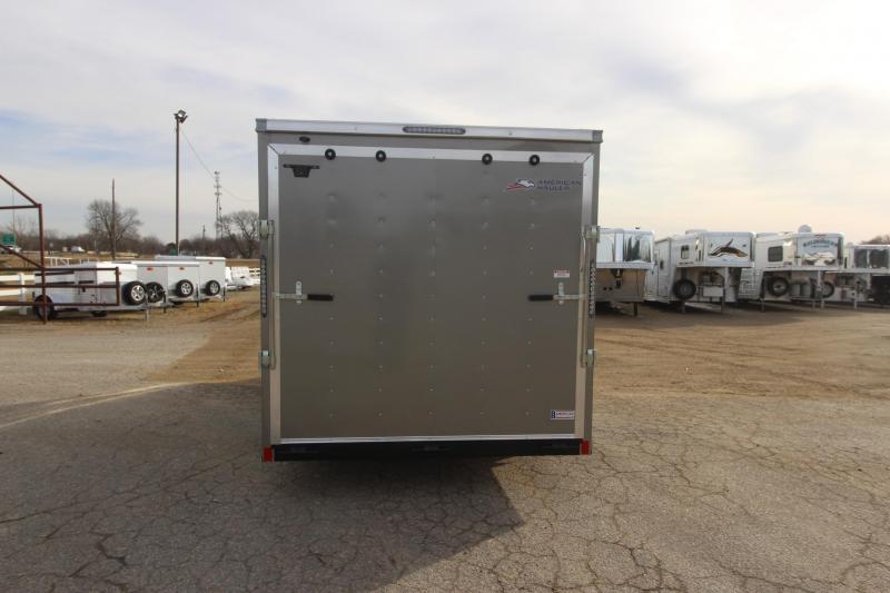 2020 American Hauler Arrow 7x16 Enclosed Cargo Trailer