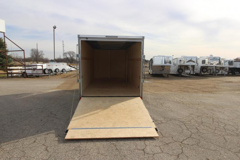 2020 American Hauler Arrow 7x16 Enclosed Cargo Trailer