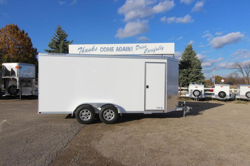 2021 Featherlite 1610 16' Enclosed Cargo Trailer