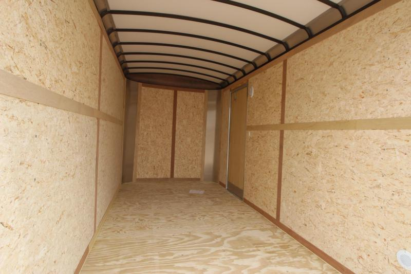 2020 American Hauler Falcon 7x14 Enclosed Cargo Trailer