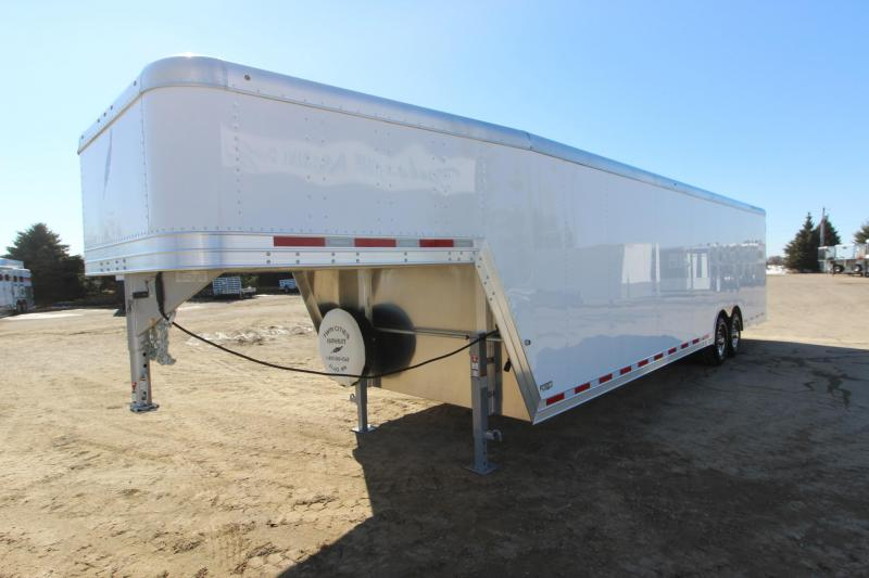 2019 Featherlite 4941 28' GN Car / Racing Trailer