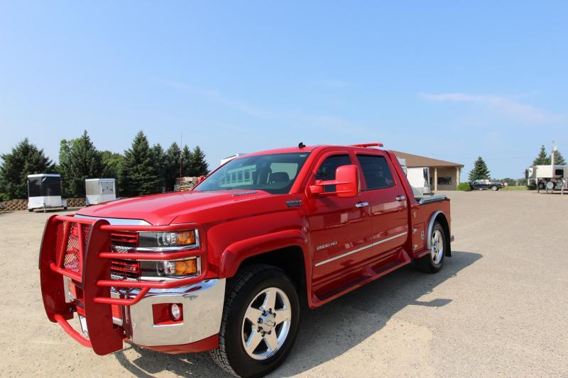 2015 Chevrolet 2500 HD Diesel Truck