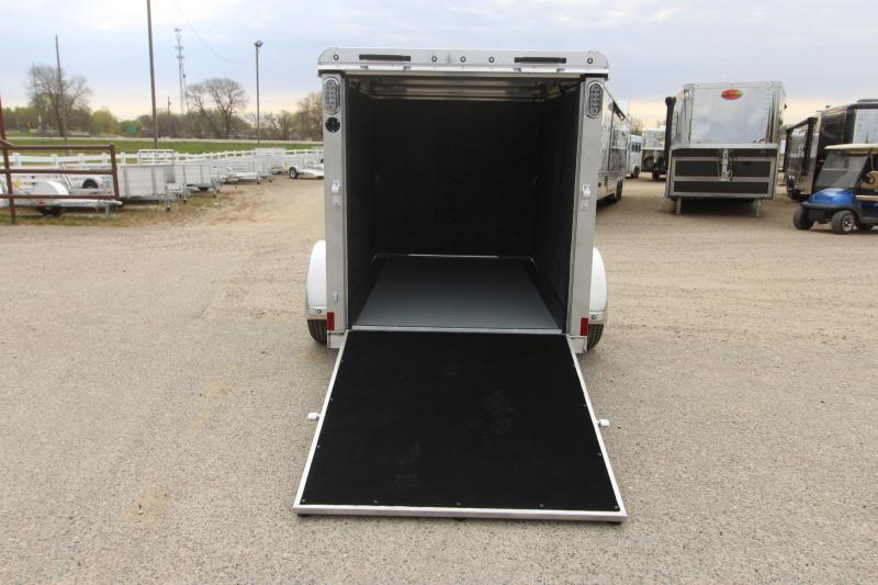 2021 Sundowner Trailers 5x8 Mini Go Enclosed Cargo Trailer