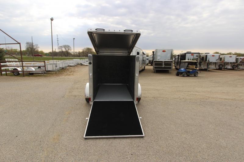2021 Sundowner Trailers 5x8 Mini Go Enclosed Cargo Trailer