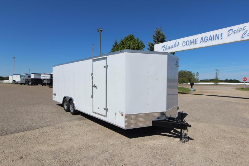 2022 American Hauler Arrow 8.5x24 Car / Racing Trailer