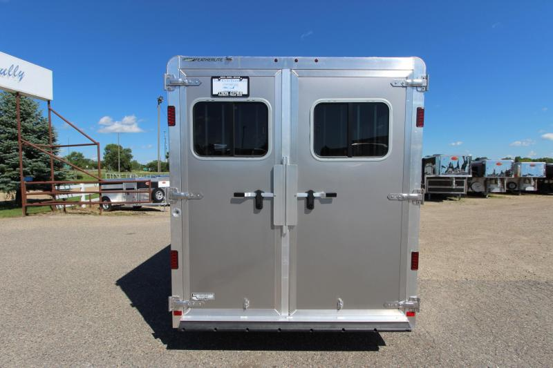 2021 Featherlite 7441 2HR BP Horse Trailer