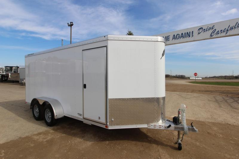 2019 Featherlite 1610 16 Enclosed Cargo Trailer