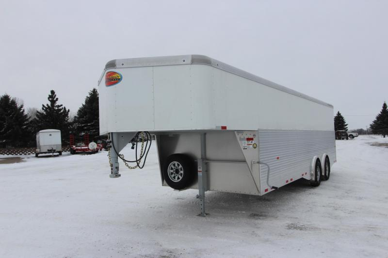2021 Sundowner Trailers 24' GN Car / Racing Trailer