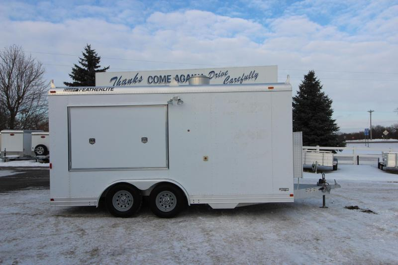 2007 Featherlite 1510 Vending / Concession Trailer