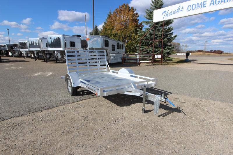 2021 Featherlite 1693 10' Flatbed Trailer