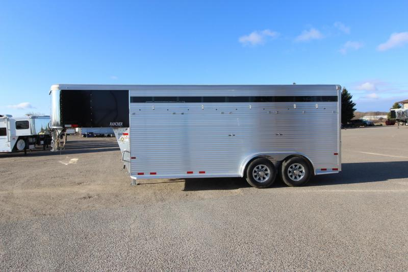 2021 Sundowner Trailers Rancher 18' Stock Trailer Horse Trailer