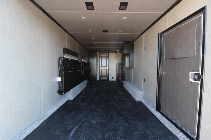 2020 Sundowner Trailers 3586 Open Garage Toy Hauler Car / Racing Trailer