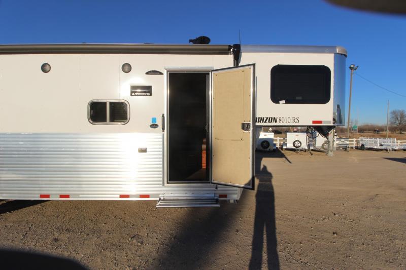 2021 Sundowner Trailers 2HR 10' LQ Horse Trailer