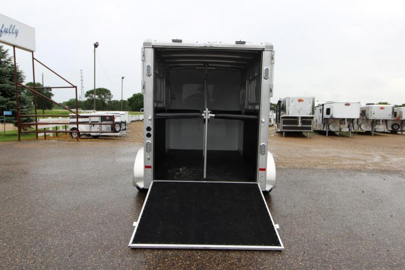 2021 Sundowner Trailers 2HR Charter GN Horse Trailer