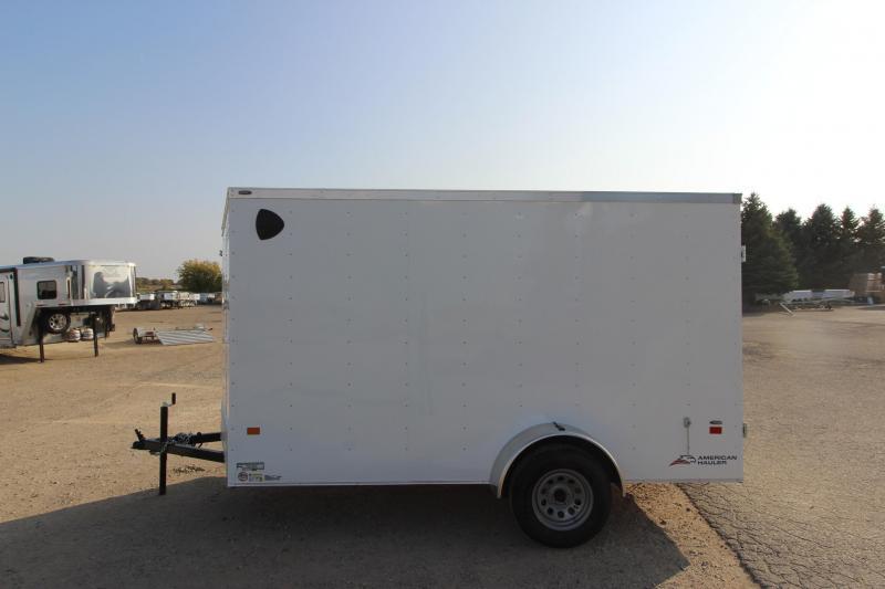 2021 American Hauler Arrow 6x12 Enclosed Cargo Trailer