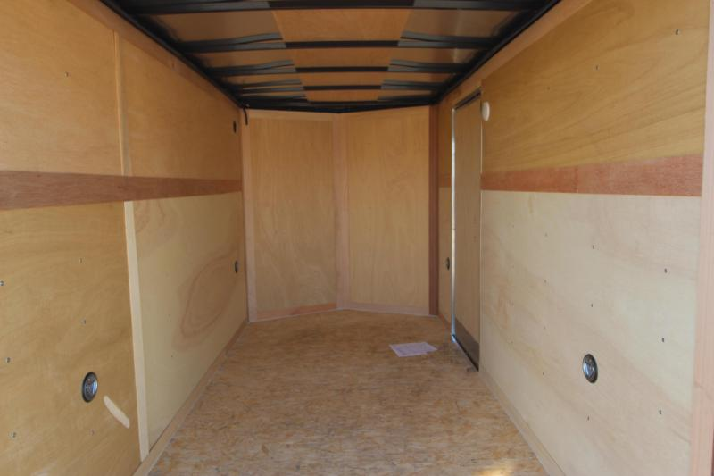 2021 American Hauler 6x12 Arrow Enclosed Cargo Trailer
