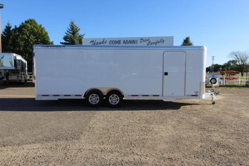 2021 Featherlite 4926 24' Car / Racing Trailer