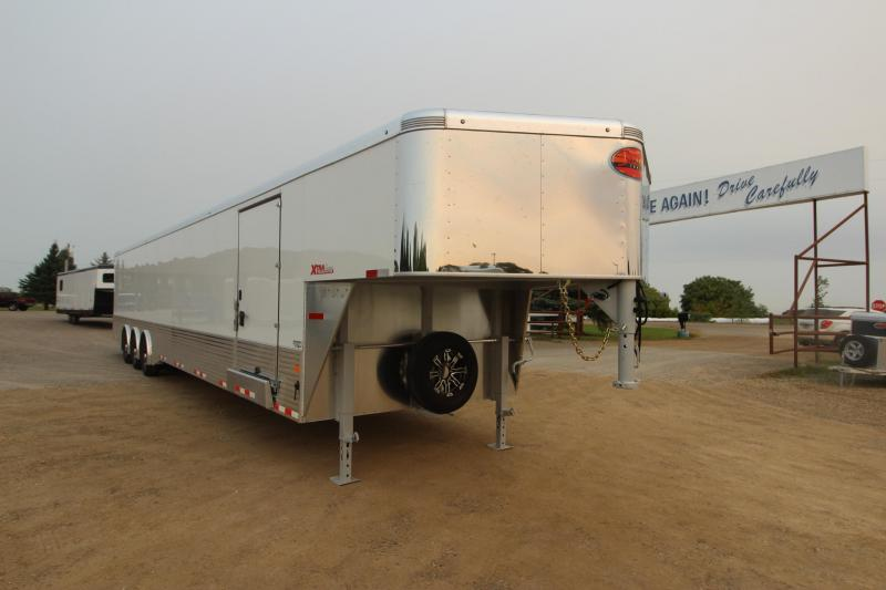2021 Sundowner Trailers XTRA 40' GN Car / Racing Trailer