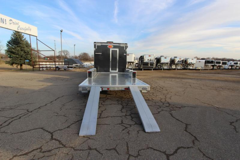 2020 Sundowner Trailers 2286 Open Back Toy Hauler Car / Racing Trailer