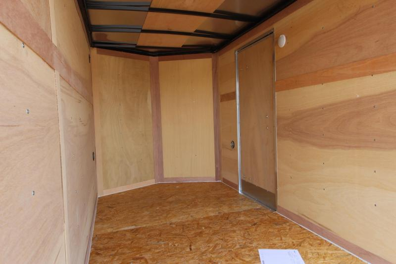 2020 American Hauler Arrow 6x12 Enclosed Cargo Trailer
