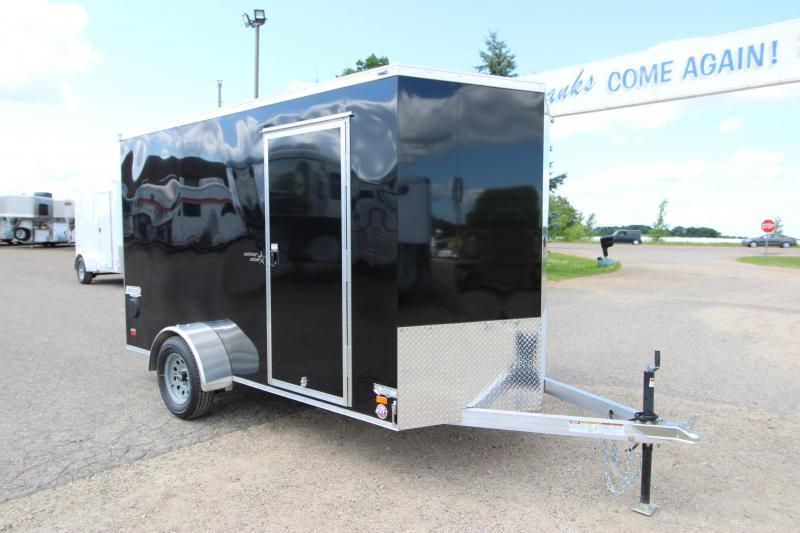 2020 Bravo Trailers Silver Star 6x12 Enclosed Cargo Trailer