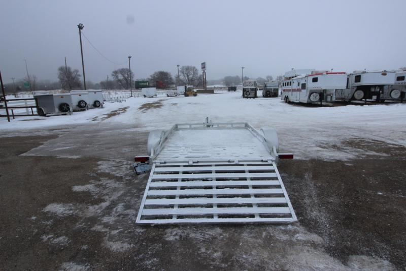 2021 Featherlite 1693 10' Utility Trailer