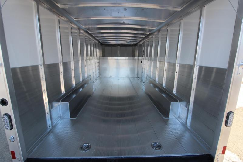2021 Sundowner Trailers Cargo 20' GN Car / Racing Trailer