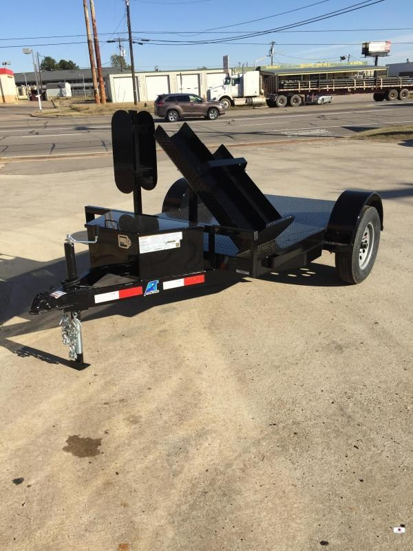 2020 AT Trailers WT5X8 Other Trailer