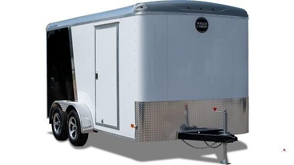2020 Wells Cargo RF610S2 Enclosed Cargo Trailer