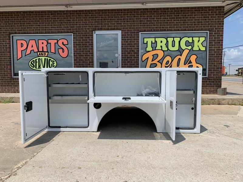 2021 Warner W86845658 Truck Bed