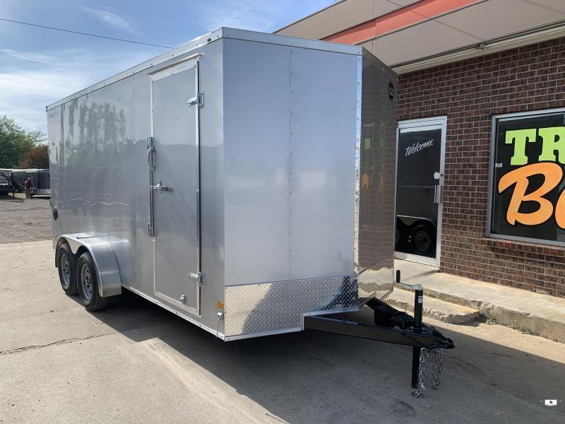 2021 Wells Cargo FT716T2-D Enclosed Cargo Trailer