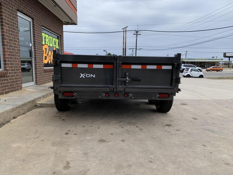 2021X-ON Trailers D712A62WK Dump Trailer
