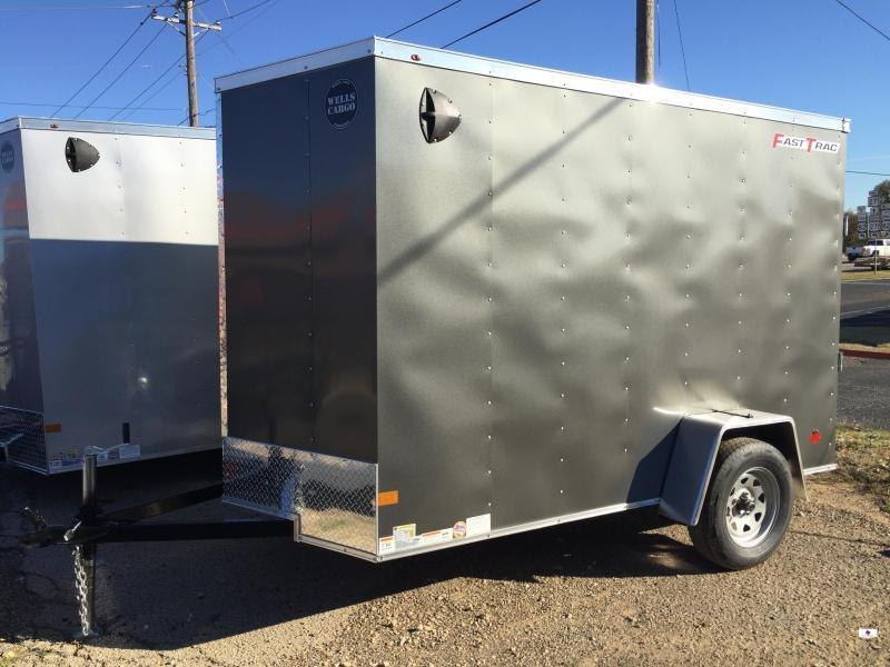2021 Wells Cargo FT6X1031 Enclosed Cargo Trailer