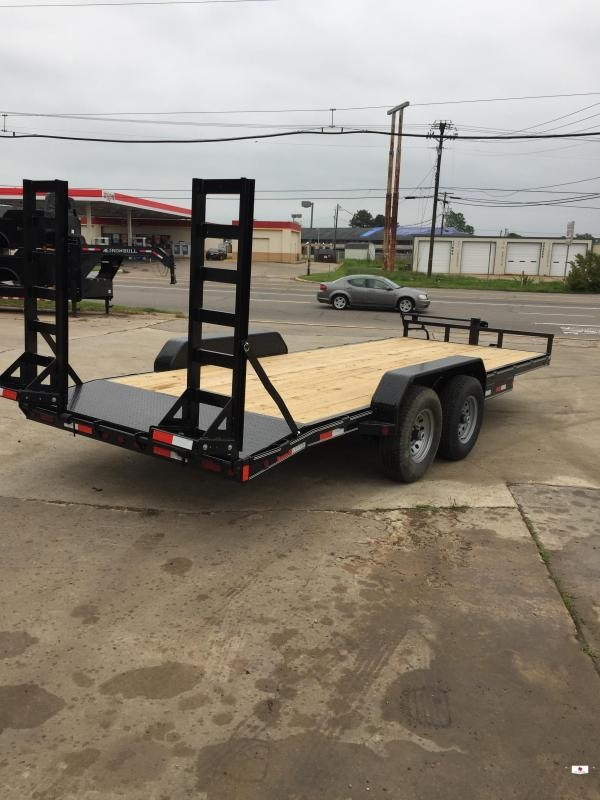 2020 Delco Trailers BC83X2027 Equipment Trailer