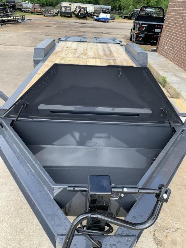 2022 Iron Bull EWB8320072 Equipment Trailer