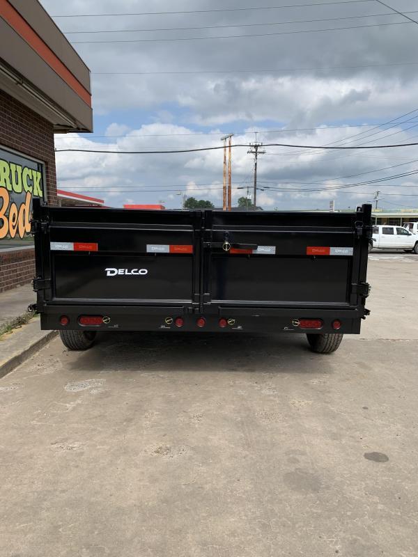 2021 Delco Trailers BD83X1427K Dump Trailer