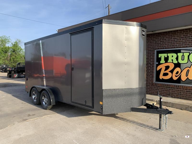 2021 Wells Cargo RFV716T2 Enclosed Cargo Trailer