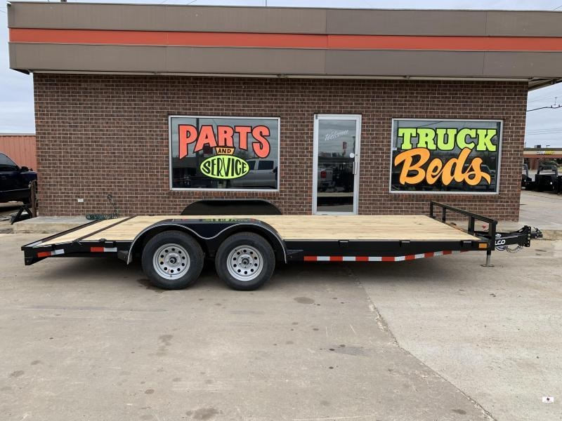 2021 Delco Trailers BC83X18232 Car / Racing Trailer