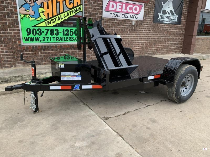 2021 AT Trailers AT58152 Utility Trailer