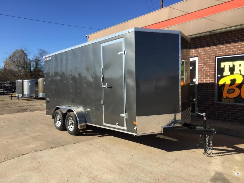 2021 Wells Cargo FT7X1632 Enclosed Cargo Trailer