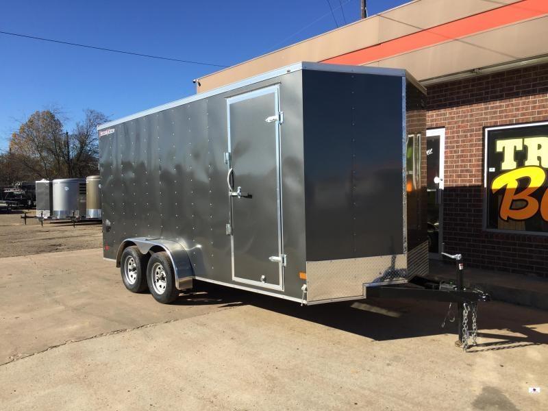 2021 Wells Cargo FT7X1632 Enclosed Cargo Trailer