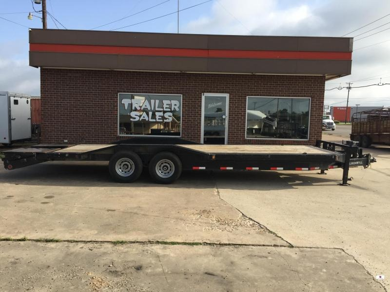 2018 Iron Bull ETB0226072 Equipment Trailer