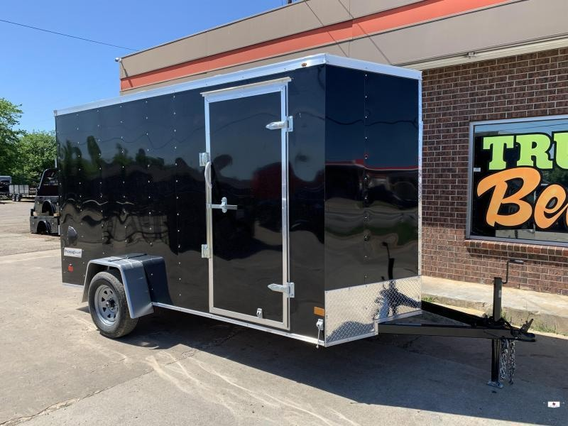 2021 Haulmark FT612S2 Enclosed Cargo Trailer