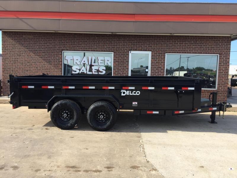 2021 Delco Trailers BD831627K Dump Trailer
