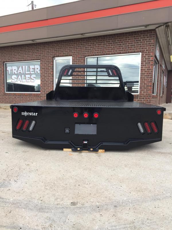 2021 Norstar ST0848442 Truck Bed