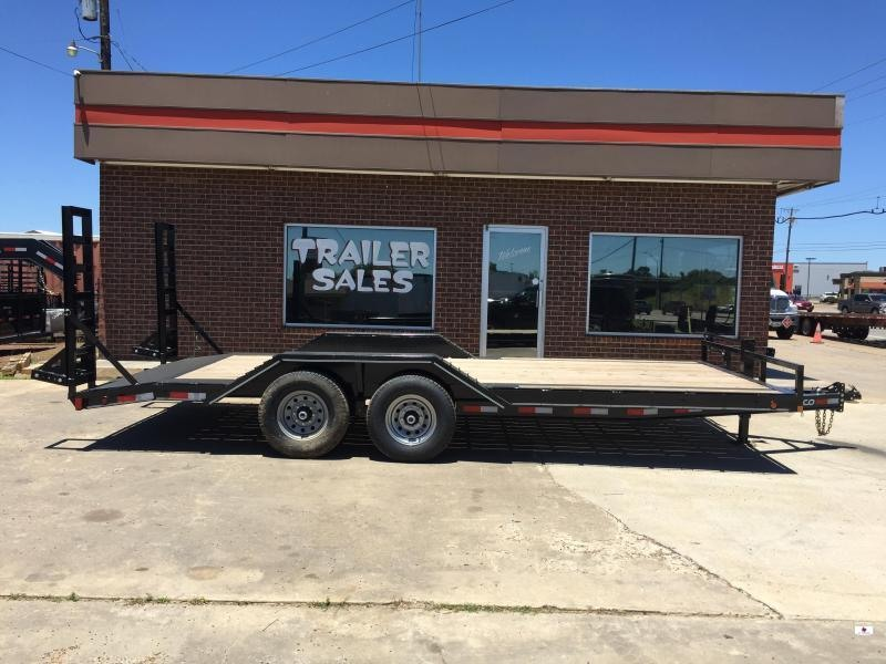 2020 Delco Trailers BC102X2027K Equipment Trailer