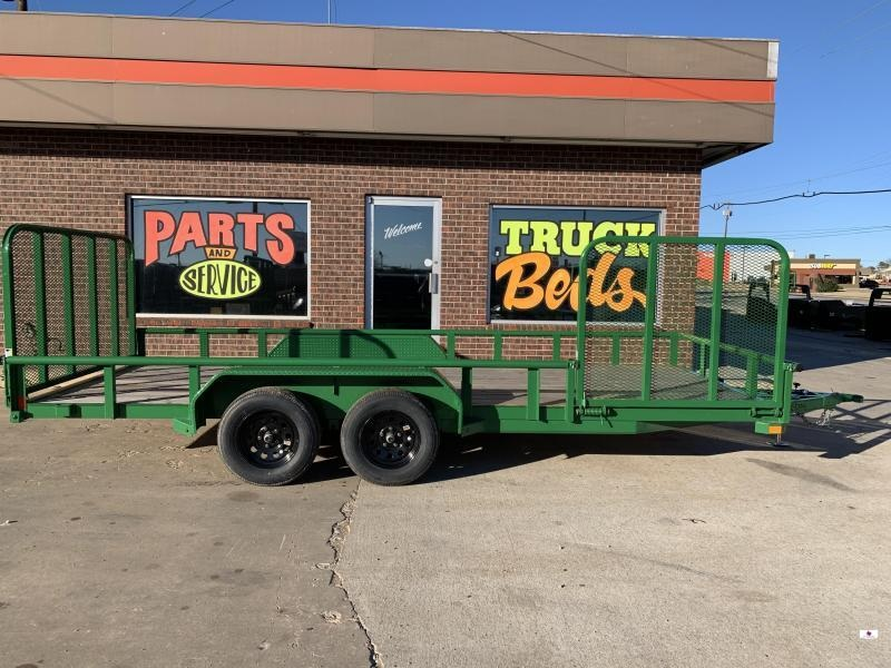 2020 X-On UT83X1823 Utility Trailer