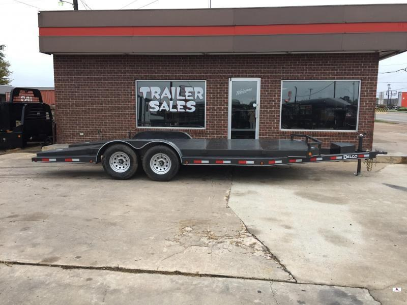 2021 Delco Trailers SC83X2026K Car / Racing Trailer
